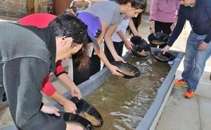 El GeoCentro Monfragüe organiza actividades de interpretación geológica en Semana Santa