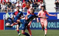 Sin alma y sin goles en el empate en Huesca