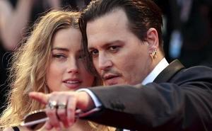 Amber acusa a Johnny Depp: «Me abofeteó y me arrastró»