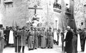 El año en que se prohibieron las procesiones en la provincia de Cáceres