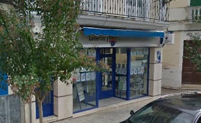 Dos boletos premiados de la Bonoloto dejan 86.000 euros en Valencia de Alcántara