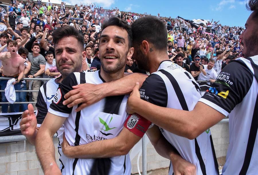 El Badajoz vence al Jumilla en el Nuevo Vivero (1-0)
