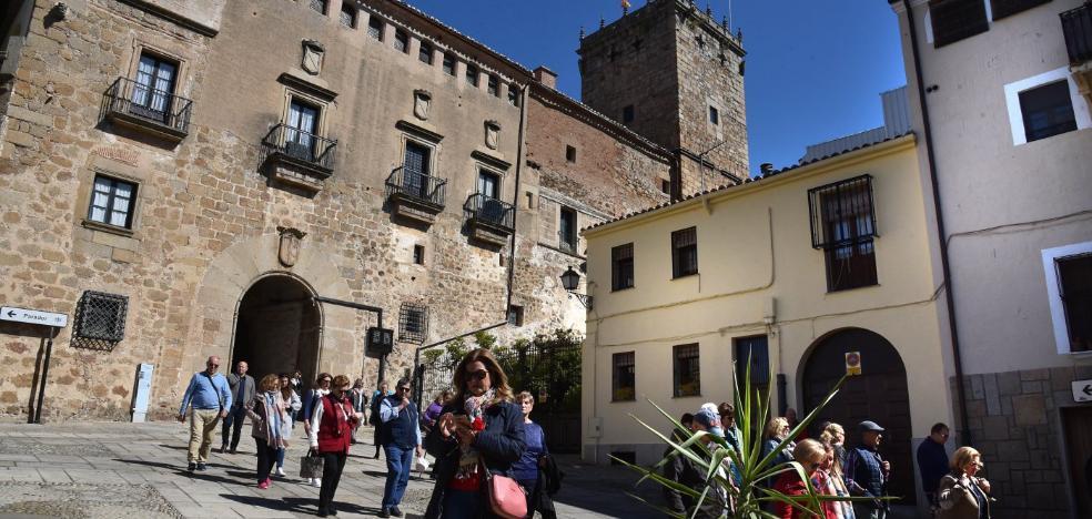 Los hoteles de Plasencia rozan el lleno desde el jueves hasta el próximo lunes