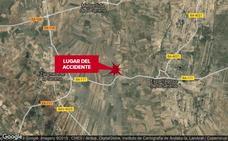Muere un ciclista de 59 años encima de su bici en la carretera de Zalamea a Esparragosa