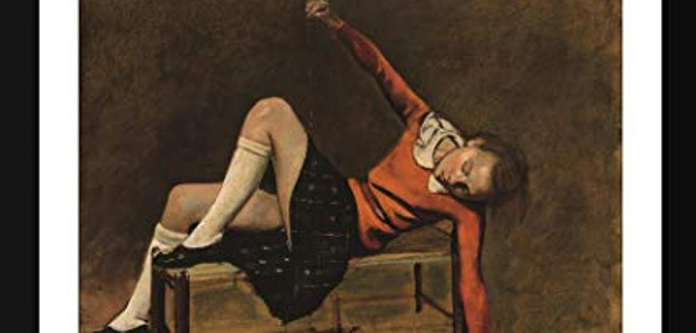 Sale a la venta un retrato de musa infantil de Balthus