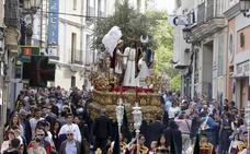 La Burrina abre la Semana Santa cacereña