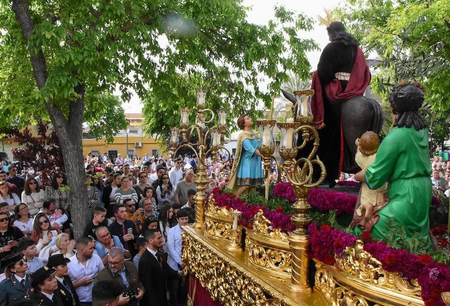 Domingo de Ramos | Procesión de la Borriquita