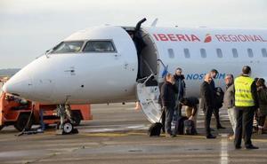 Los vuelos desde Badajoz no se verán afectados por la huelga de pilotos