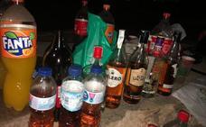 Veinte denuncias por consumir alcohol en la calle y portar drogas durante el fin de semana pacense