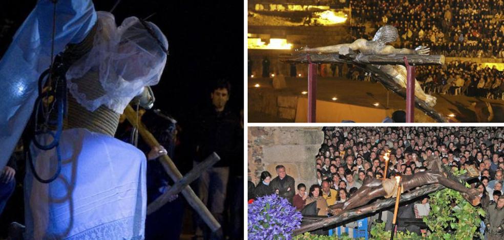 12 procesiones que no debes perderte de la Semana Santa en Extremadura
