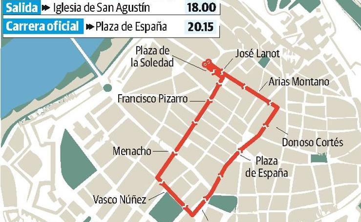 Viernes Santo en Badajoz: Procesión del Santo Entierro, Nuestro Señor Jesucristo Yacente y Nuestra Señora de las Lágrimas