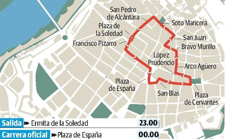 Viernes Santo en Badajoz: Nuestra Señora de la Soledad