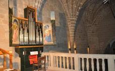 El organista Ángel Hortas ofrecerá mañana un concierto con el órgano histórico de Garrovillas