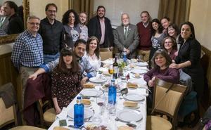 Homenaje de la prensa de Plasencia a Francisco Valverde