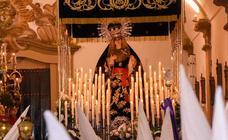 Lunes Santo en Badajoz