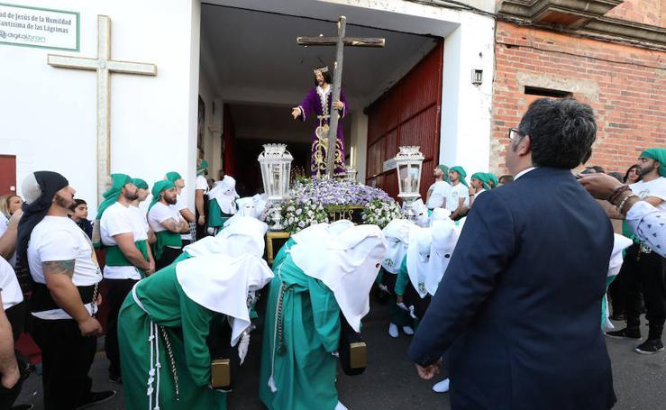 El Martes Santo se viste de humildad y solemnidad en Mérida