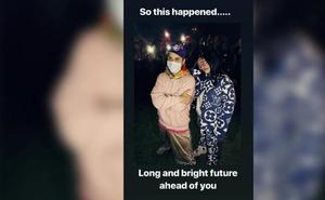 Justin Bieber y Billie Eilish se encuentran en Coachella