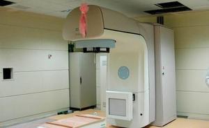 Una avería del acelerador impidió que en la mañana de ayer se diera radioterapia en Plasencia