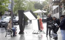 Gracia Querejeta termina en Cáceres el rodaje de 'Invisibles'
