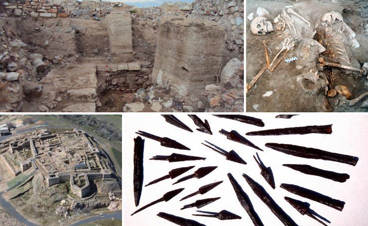El yacimiento arqueológico de Alarcos