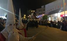 Jesús Orando procesiona en Almendralejo en su 50º aniversario