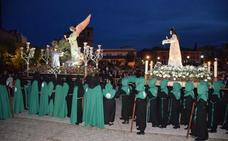 La Oración en el Huerto se une a la Magdalena