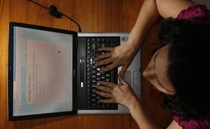 Solo el 55% de los extremeños tiene internet por banda ancha de más 100 megabites