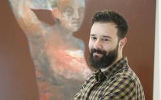 Adrián Segura expone 'Ellas' en la sala cacereña El Brocense