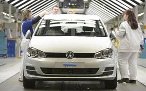 Alemania recorta drásticamente su crecimiento y solo avanzará un 0,5% este año