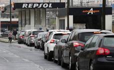 Más de 2.700 gasolineras con falta de combustible en Portugal provocan el caos en el país