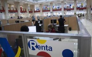 Hacienda ya ha devuelto más de 1.200 millones en dos semanas de Renta
