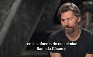 El flechazo de Jaime Lannister con Cáceres