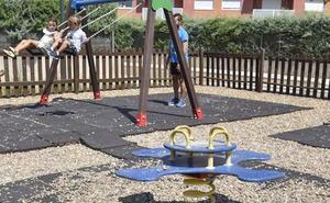 Badajoz adjudica los juegos para los parques infantiles de Cerro Gordo por 160.770 euros