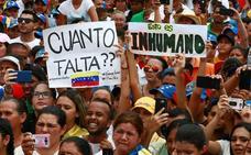 Alivio para la Venezuela más vulnerable