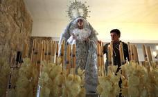Cuatro procesiones de día y una de madrugada, pendientes del cielo este Jueves Santo en Mérida