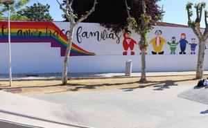 Nuevo muro de la diversidad en Villanueva