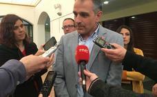 Juan Arias, presentado como candidato a la Alcaldía por Ciudadanos en Almendralejo