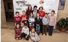 Alumnos del Camilo Hernández de Coria reciben el premio Encorto por su reflejo de tolerancia