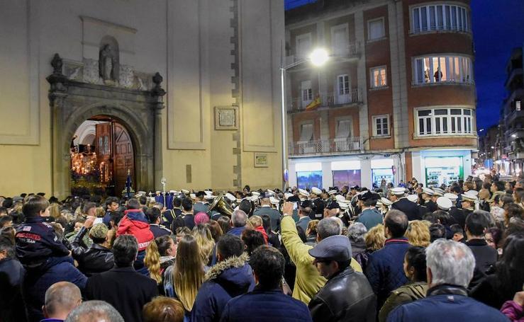 Santo Domingo suspende su procesión en Badajoz