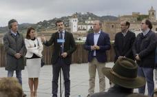 Pablo Casado anuncia en Cáceres una tarifa plana para los autónomos de 50 euros durante tres años