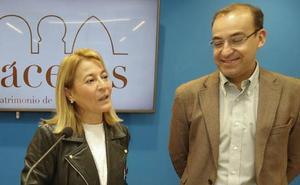 Elena Nevado dice que se sacrifica como candidata en Cáceres: «Es la mejor decisión para todos»