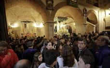 La Esperanza se queda sin procesión y el agua da una tregua al Humilladero en Cáceres