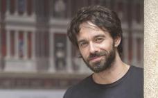El actor Alberto Amarilla actúa en 'Re-Cordis' en las 'Noches de Santa María'