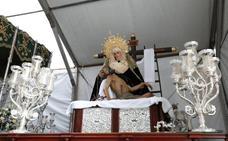 La Procesión Extraordinaria y el Viacrucis en el Anfiteatro centran el Viernes Santo en Mérida