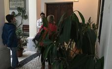 La fundación 'San Juan de Dios' presta servicio a 543 personas en Almendralejo