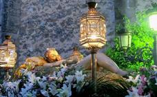 El Cristo del Descendimiento recorrerá esta noche el centro de Jaraíz