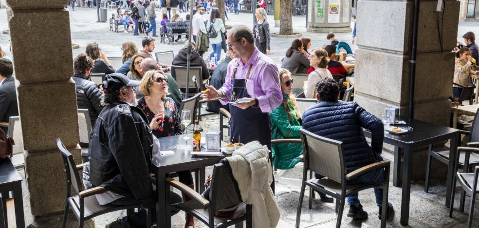 La hostelería supera al comercio en Plasencia