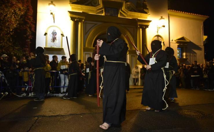Procesión del Cristo de la Paz en Badajoz