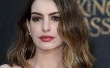 Anne Hathaway deja el alcohol