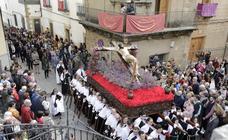 Viernes Santo en Cáceres: Procesión de los Estudiantes